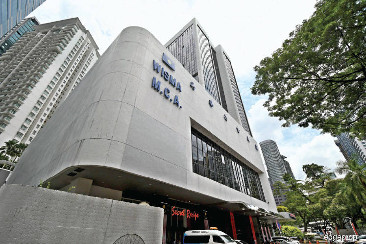MCA revises redevelopment plan on HQ land again