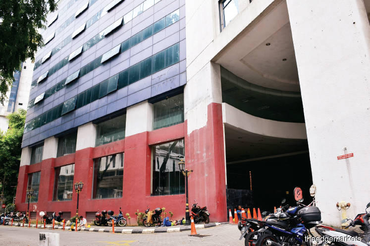 Wisma KFC to be transformed into luxury-class hotel