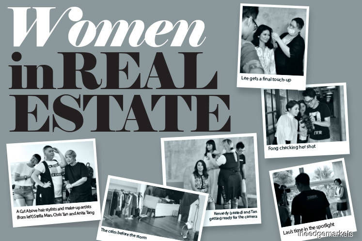 Cover Story:  Women in Real Estate
