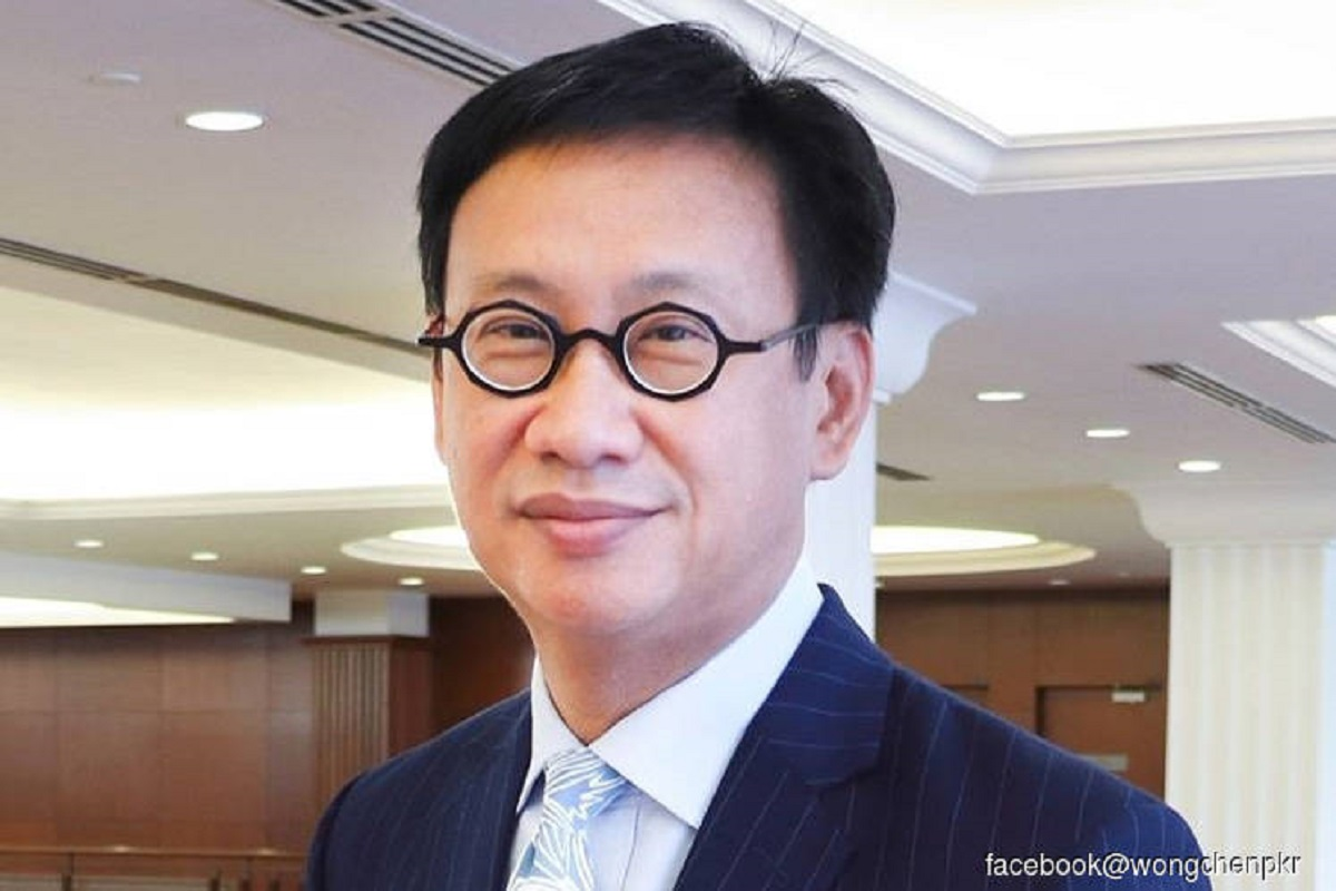 Wong Chen: MoF must explain US$1.4b Goldman Sachs guarantee