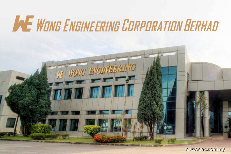 Wong Engineering proposes 1-for-4 bonus issue, 3Q net profit down 47%