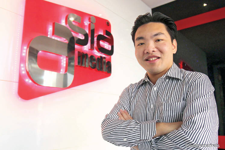 Asia Media's founder wanted while company flounders