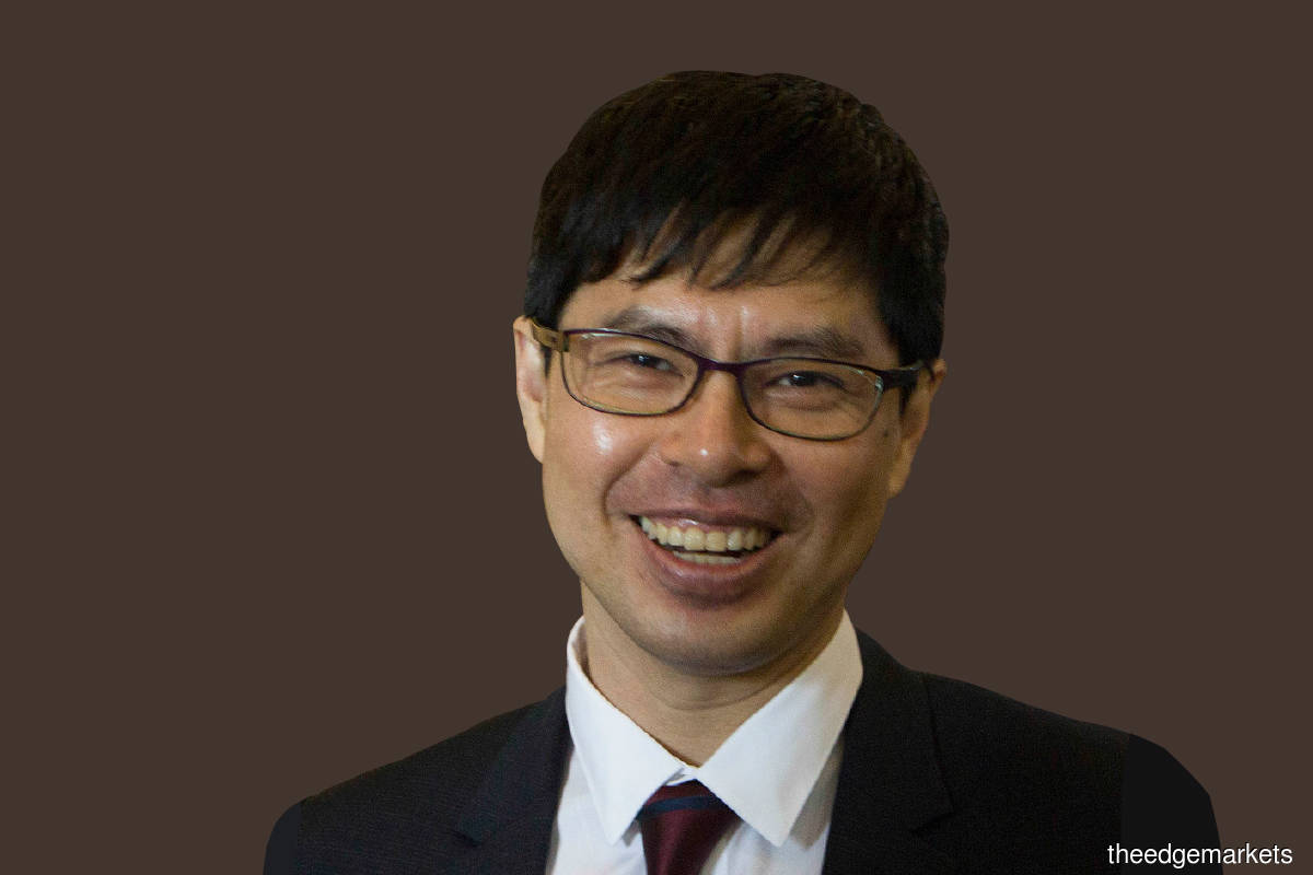 What are T S Wong's plans for Widetech?
