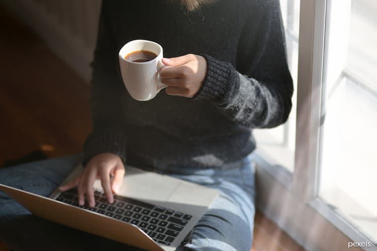 World economy working from home gets a glimpse of the virtual future