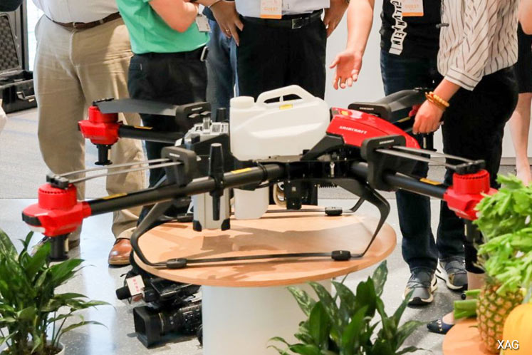 China's Super Farms May Help Major Drone Maker Double Sales