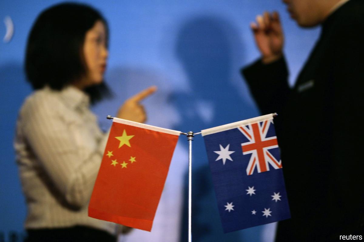Activities suspended under China-Australia Strategic Economic Dialogue