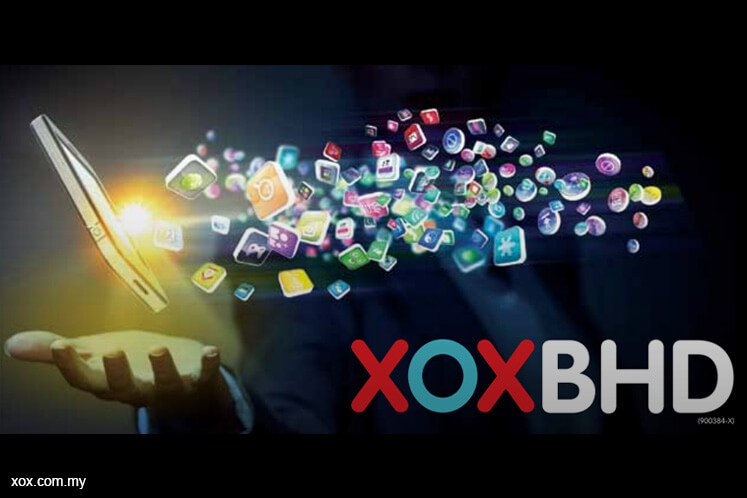 与印尼企业合作 XOX先跌后起