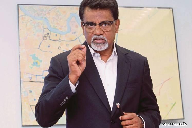 Xavier Jayakumar assures sufficient water supply via Langat 2