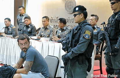 Thailand allows Malaysian police to question Justo