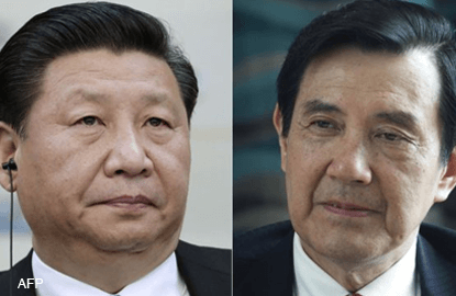 Taiwan, China leaders to hold historic meeting in Singapore on Saturday