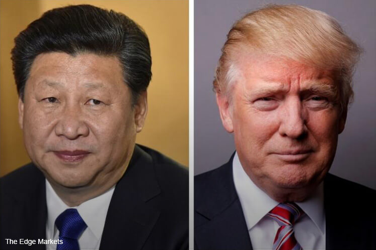China's Xi urges peaceful resolution of N.Korea tension in call with Trump