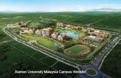 Xiamen-University-Malaysia-Campus