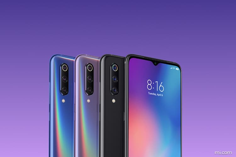 Xiaomi unveils latest smartphone, Mi 9T
