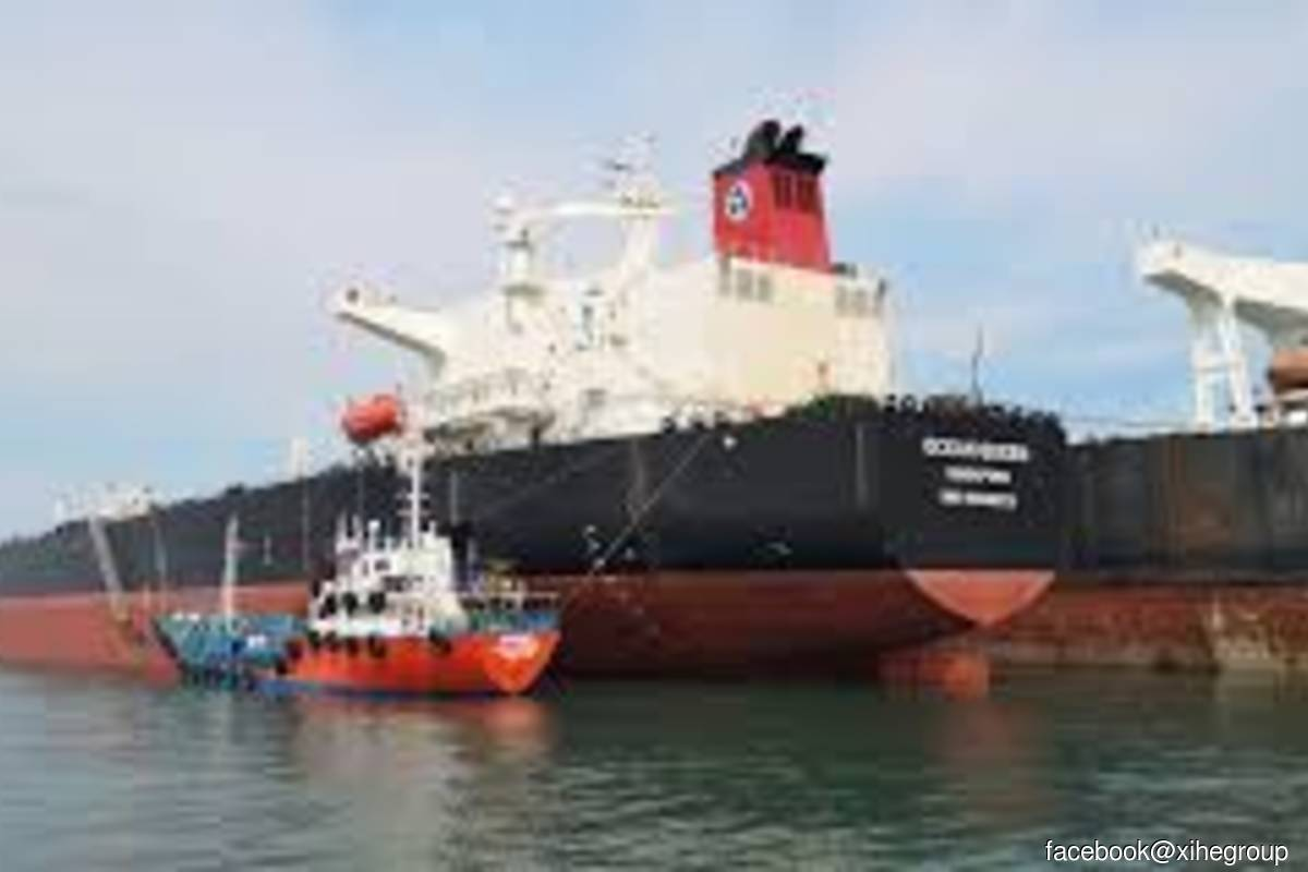 Seven Xihe Holdings tankers put up for sale to help pay creditors — sources