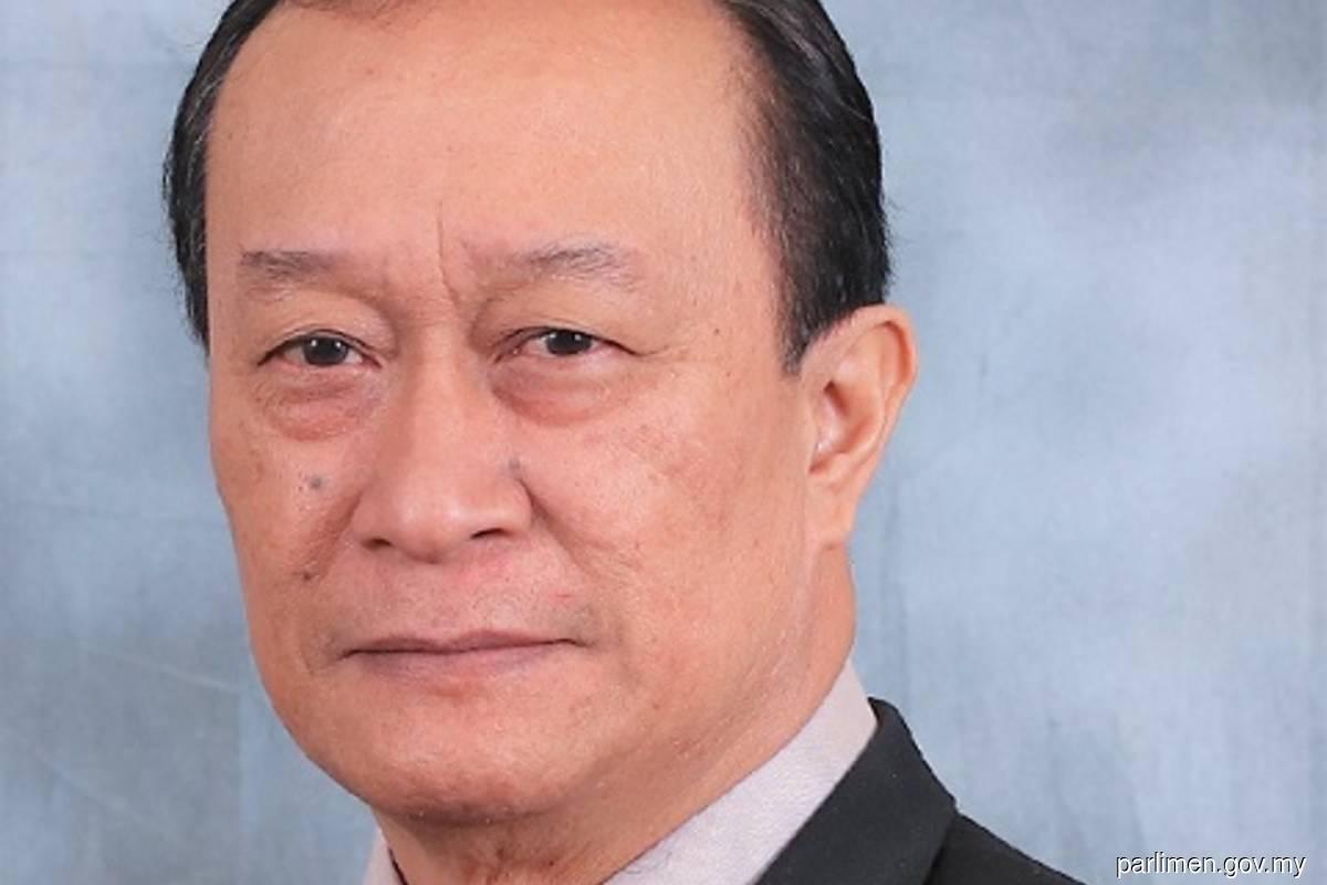 Senator Datuk Paul Igai