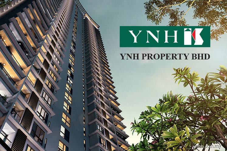 YNH bucks property index drop ahead of 1Q report