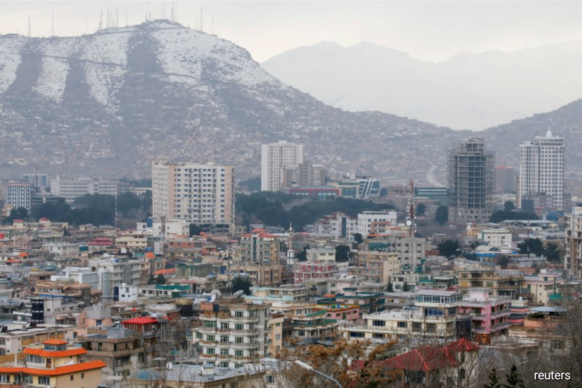 """Observers have called this Kabul's """"Saigon moment"""" - alluding to the incident when the US and its allies struggled to evacuate their personnel after the Vietnam War in 1975.- Reuters"""