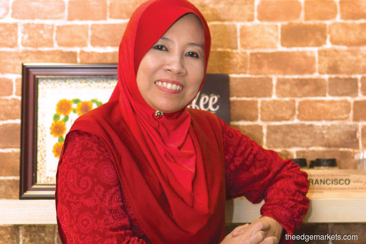 The Act of Creation: Hajjah Yatela Zainal Abidin: CEO - Yayasan Sime Darby