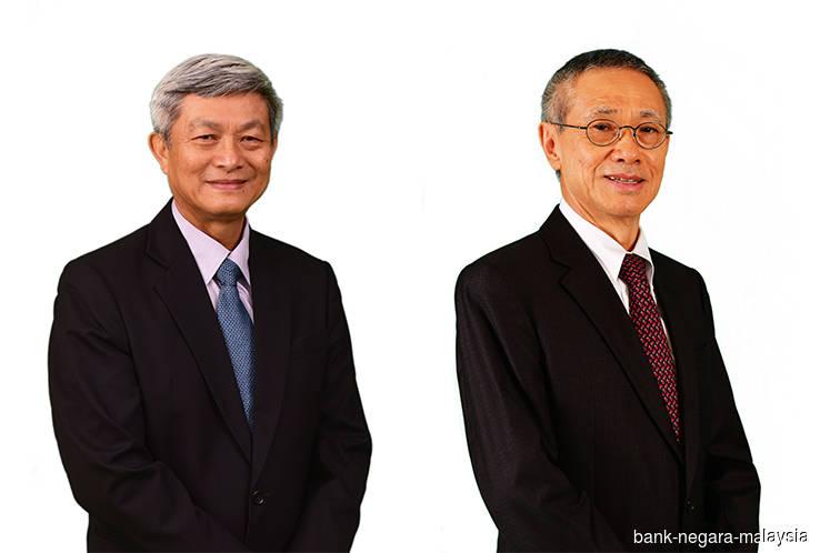 BNM: Yeah Kim Leng, Gan Wee Beng appointed as MPC external members