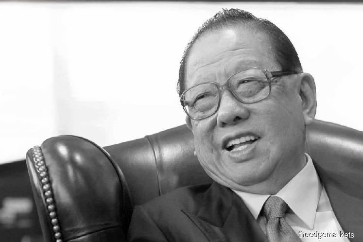Newsmakers 2017: The passing of a down-to-earth tycoon