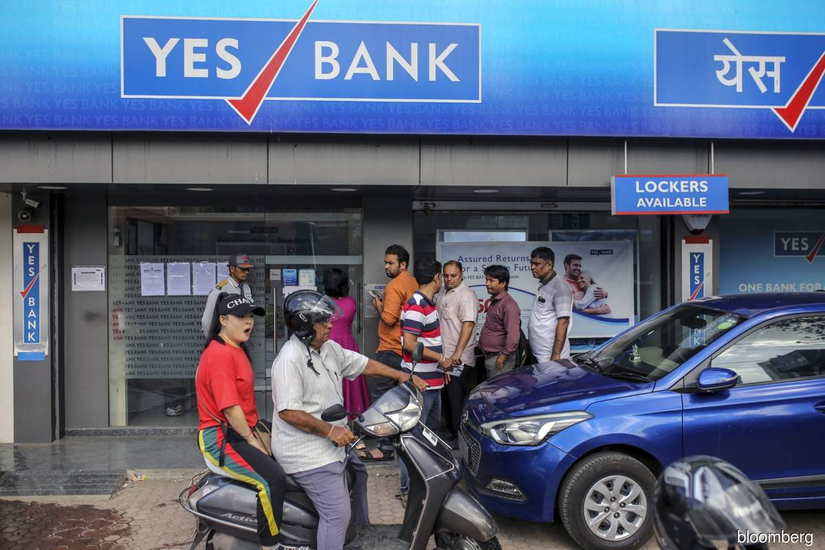 India's Yes Bank to raise US$2b in share sale to lift capital