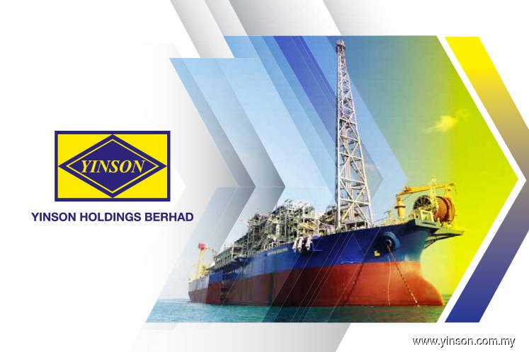 Yinson sees 3.69% stake traded off market for RM129.4 mil
