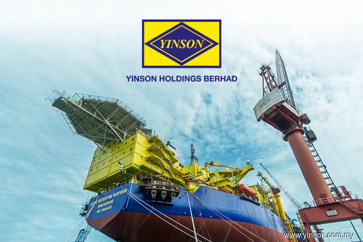 Yinson rises 4.3% to RM6.06 in active trade