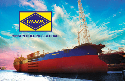 Yinson sees 10.93% stake traded off market