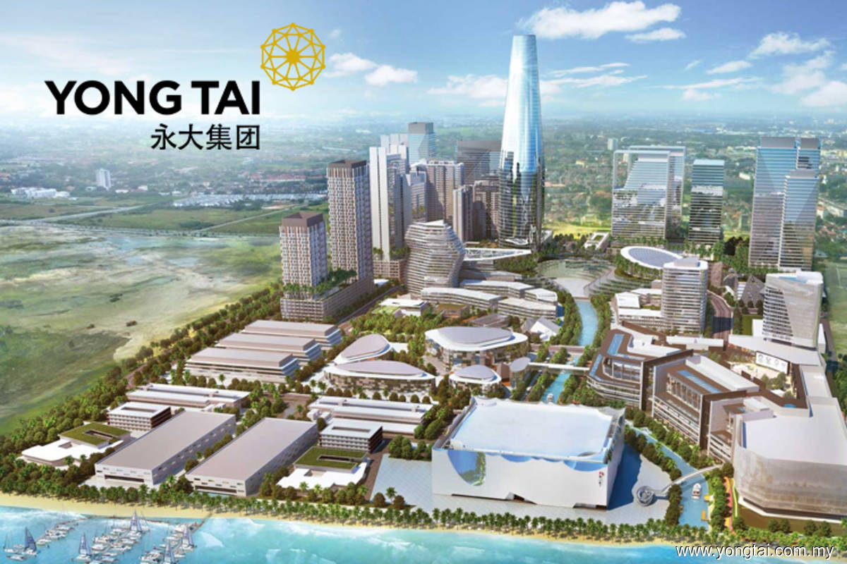 Yong Tai gets backing from new China partners to expedite 100-acre land development at Impression City, Melaka