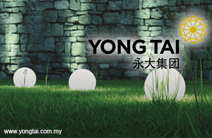 Yong Tai plans 2 new developments worth RM2.3b in Melaka