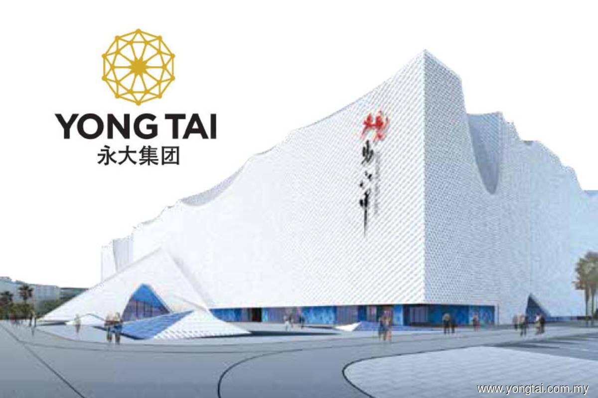 Yong Tai gains as much as 32% following ICPS conversion announcement
