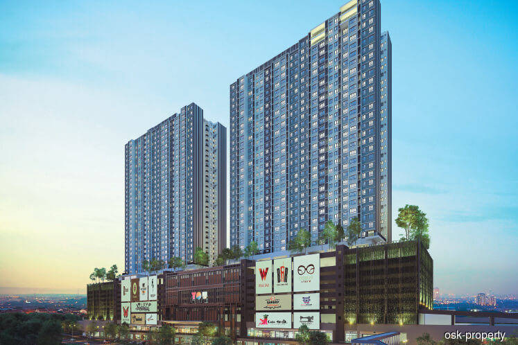 OSK Property unveils its first TOD, You City III, in Cheras