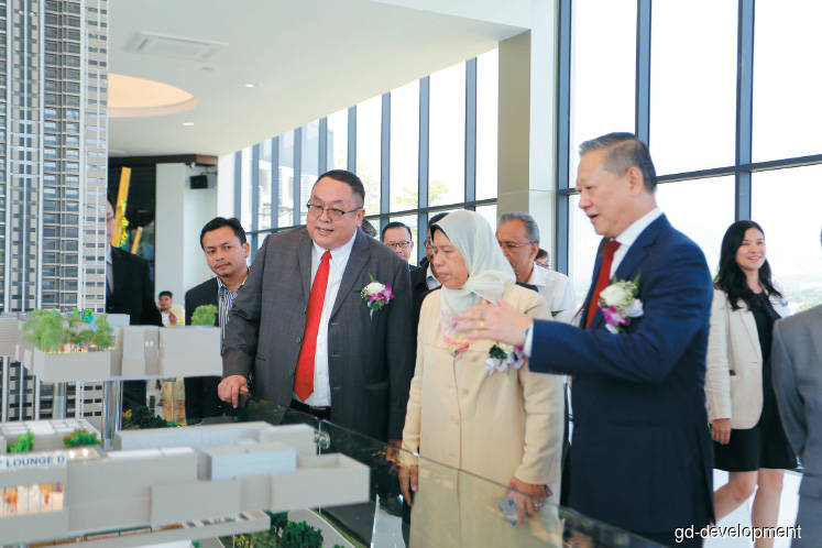 Youth City in Nilai sees good response