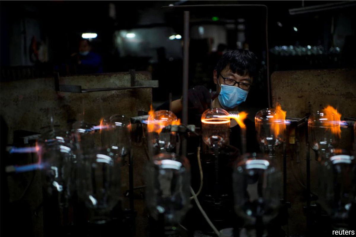 Industrial production in the world's second largest economy increased 6.4% year-on-year in July, according to data released by the National Bureau of Statistics (NBS), against expectations for 7.8% growth and after rising 8.3% in June.