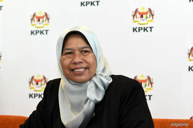 KPKT awaits developer's affordable housing plan in Forest City