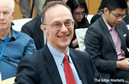 Be mindful of 'megatrends', says World Bank country director