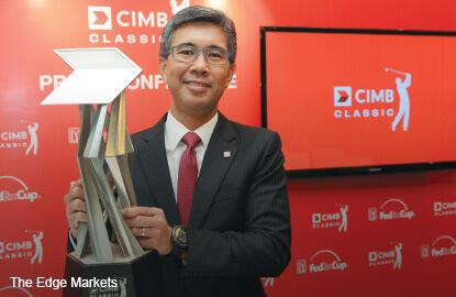 CIMB continues title sponsorship of CIMB Classic