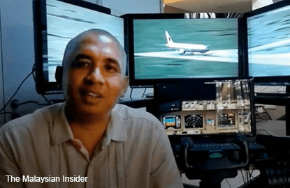 My brother is innocent until proven guilty, says sister of MH370 pilot