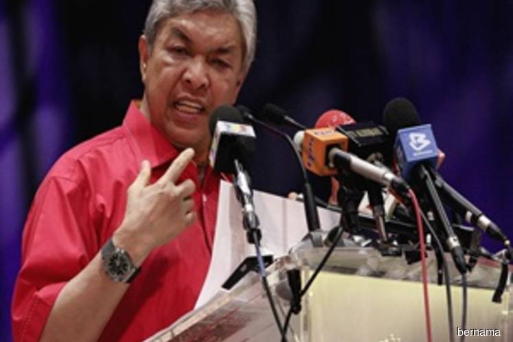 Umno mandates Zahid to negotiate with other parties