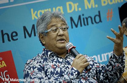 It's a closed-door gathering, Zaid says of anti-Najib 'rally'