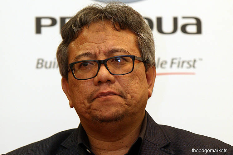 Perodua: Zainal Abidin to succeed Aminar as president, CEO