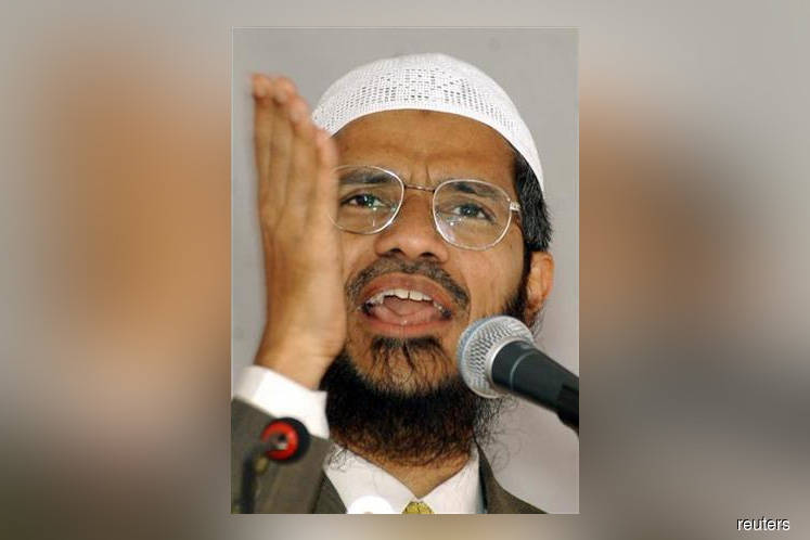 Cabinet discusses Zakir Naik's stay in the country