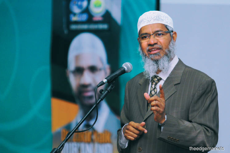 Politics and Policy: Was Mujahid right to meet Zakir Naik?