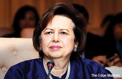 Zeti wants successor named soon