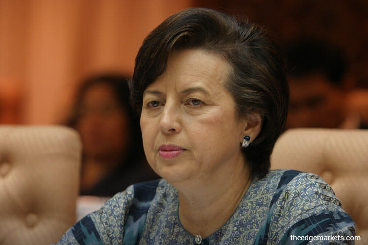 Forex losses amounted to RM32b from 1988-1994, Zeti testifies