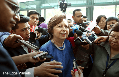 Zeti: No pressure to raise interest rate