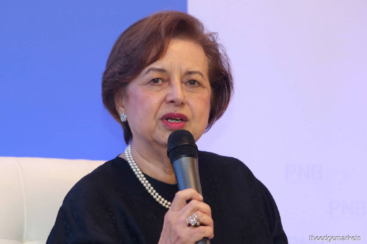 How much did Zeti know about husband's bank account in Singapore?