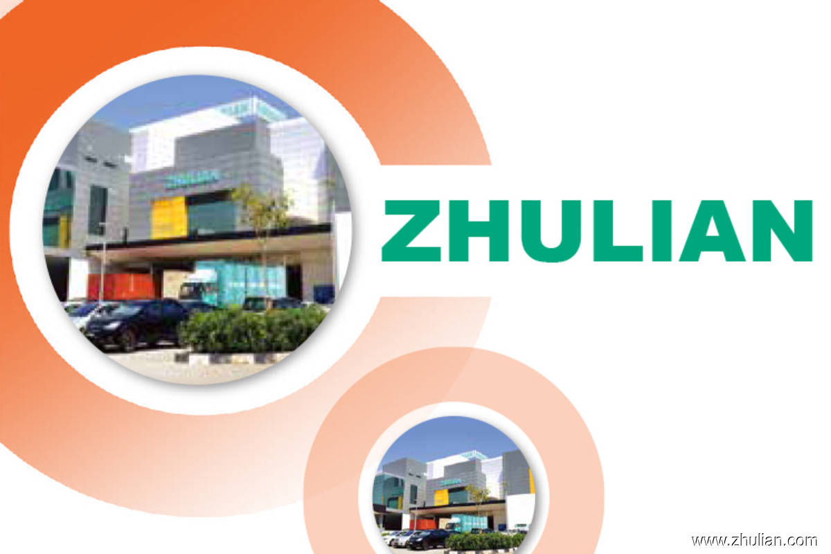 Zhulian in position to trade higher, says AllianceDBS Research