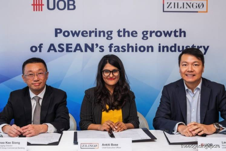 UOB and Zilingo tie up to drive growth of Asean's fashion industry