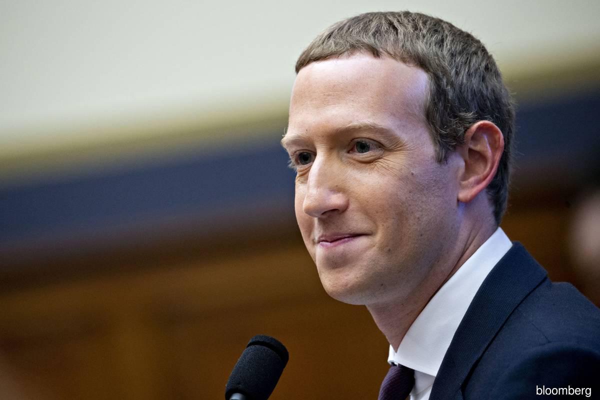 Mark Zuckerberg's fortune surpasses US$100b